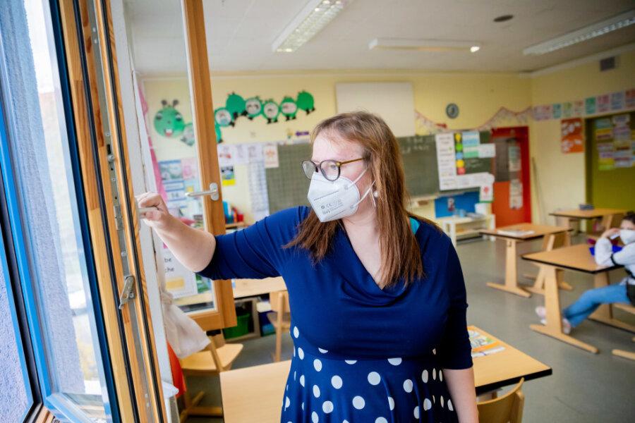 Corona-Lage in Mittelsachsen: Notbetreuung und Unterricht bringen Grundschulen an Grenzen