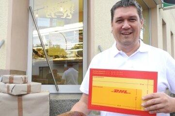 Ralf Jubelt hat das Sortiment in seinem Geschäft erweitert.