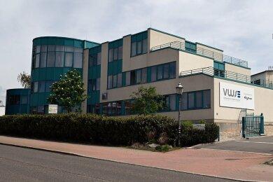 Stollberg erwirbt unter anderem den Standort der Verbundwerke Südwestsachsen (VWS) an der Hohensteiner Straße.