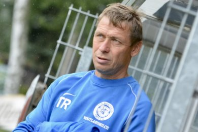 Sven Köhler bleibt Trainer des Regionalligateams beim VfB Auerbach.
