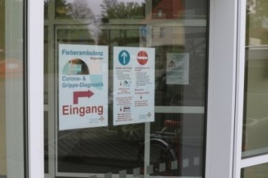 Ab Samstag dürfen Angehörige Patienten im Freiberger Kreiskrankenhaus wieder besuchen.