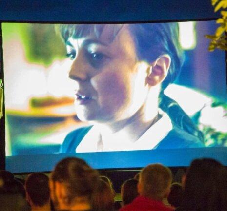 Im Stollberger Pionierpark wird es im September an drei Wochenenden Filmnächte geben.