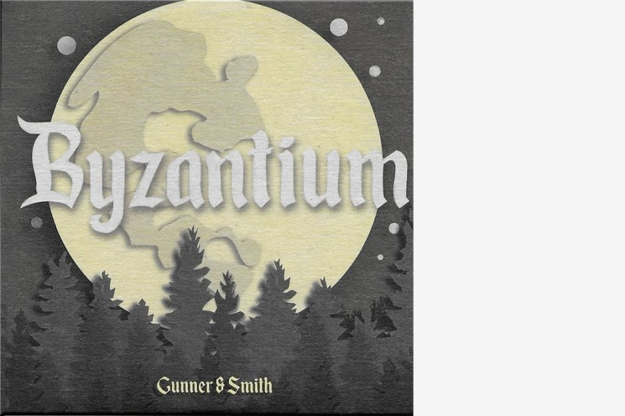 "Gunner & Smith: ""Byzantium"""