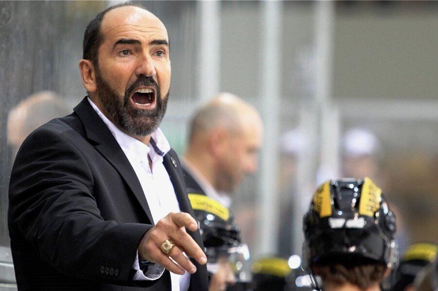 Eispiraten: Vertrag mit Ex-Trainer aufgelöst und Ablöse ausgehandelt