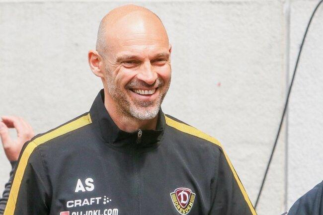 Alexander Schmidt - Dynamo-Trainer