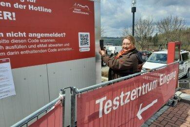 Ab Montag wird das Covid-Ex-Projekt in Augustusburg vorerst beendet sein.