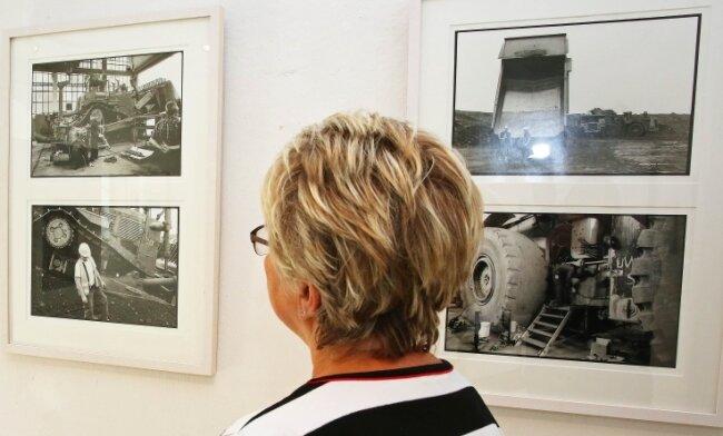Blick in die Ausstellung im Museum.