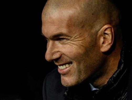 Zidane konnte Maradona und Ronaldinho hinter sich lassen
