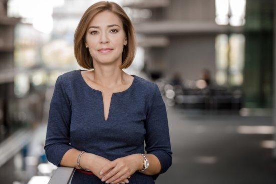 Yvonne Magwas (CDU) ist neue Bundestags-Vizepräsidentin