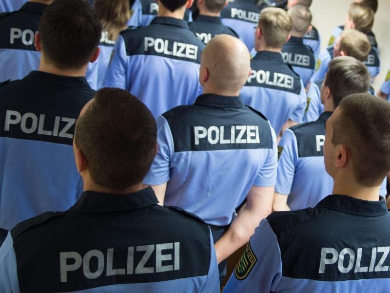 Mehr Polizisten - auch im Erzgebirge?
