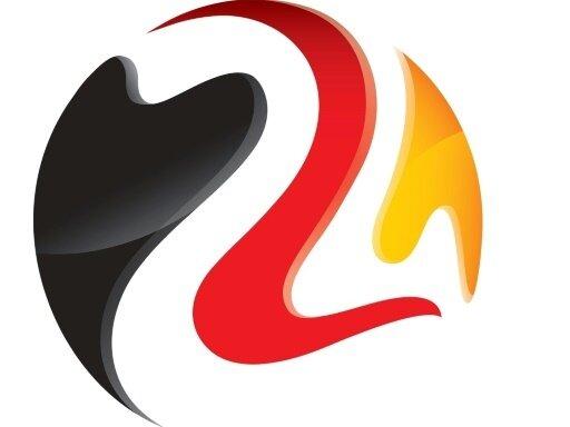 Das Logo für die EM-Bewerbung 2024