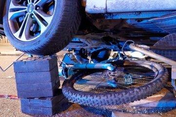 Mit dem Unfall in Grüna hat sich jetzt das Amtsgericht befasst. Es verhängte gegen den Autofahrer eine Geldstrafe.