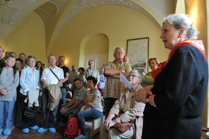 Schloss Bieberstein: Reise in die Barockzeit