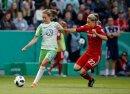 Wolfsburg und Bayern haben viel Respekt