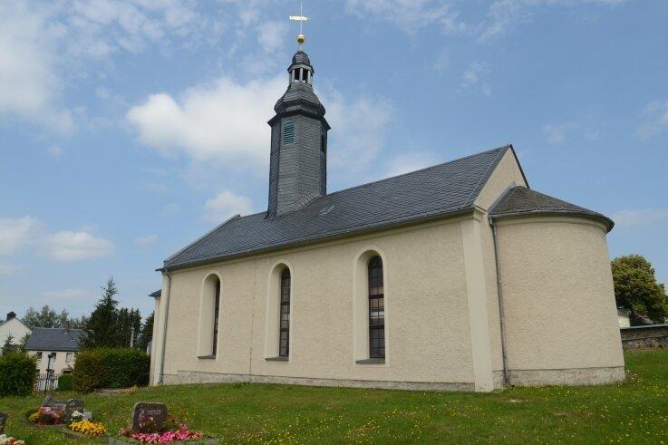 Die Johanniskirche Röthenbach gehört zu den drei Gotteshäusern, die am ersten Wochenende der Kirchen-Entdecker-Tour geöffnet sind.