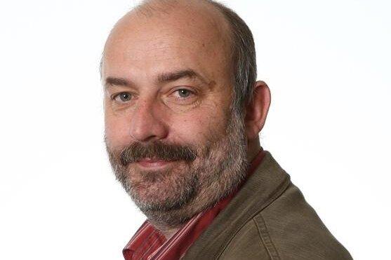 Redakteuer Thomas Treptow