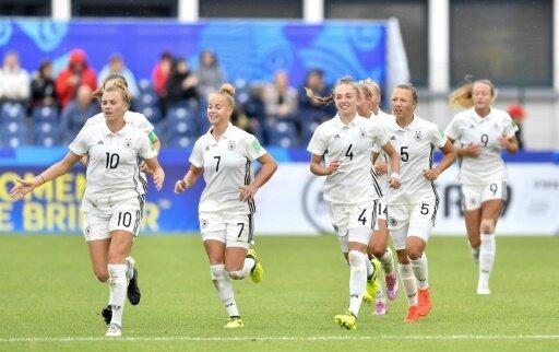Die Fußballerinnen konnten einen hohen Sieg feiern