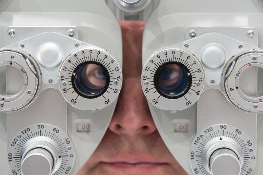 Augenarzt: Neue Räume für Ambulanz in Zwickau