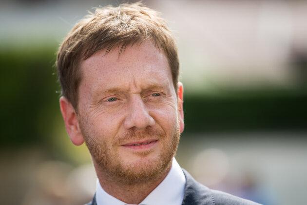 """Kretschmer fordert """"Stoppzeichen"""" gegen Lehrer-Beschwerdeportal"""