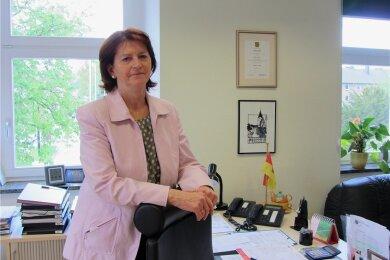 Heidrun Hiemer kündigte am Donnerstag im Ältestenrat des Schwarzenberger Stadtrates ihren Rücktritt zum 31. Juli 2020 an.