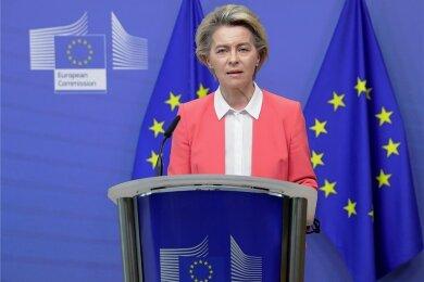 Ursula von der Leyen - Präsidentin der Europäischen Kommission