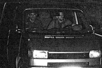 Niederwiesa: Mutmaßliche Einbrecher auf der Flucht geblitzt