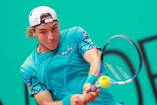 Struff steht bei den US Open in der zweiten Runde
