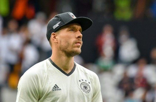 Podolski absolviert am Mittwoch sein 130. Länderspiel