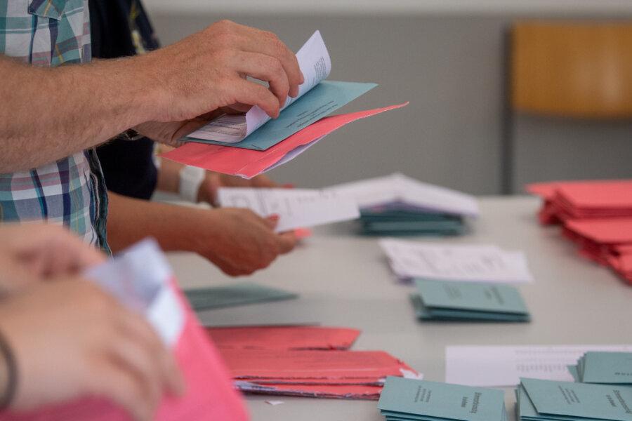 Rathaus rechnet mit Rekord bei Briefwahl