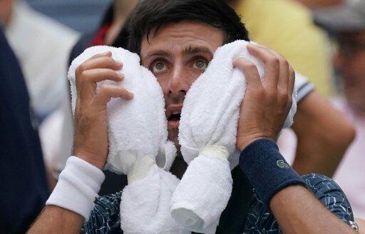 Djokovic musste hart kämpfen