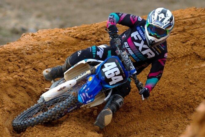 Der in den USA aktive Dominique Thury hat seine ersten Erfahrungen in der Supercross-Weltmeisterschaft der 250er-Klasse gesammelt.