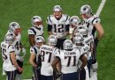 Die New England Patriots gelten als NFL-Favorit