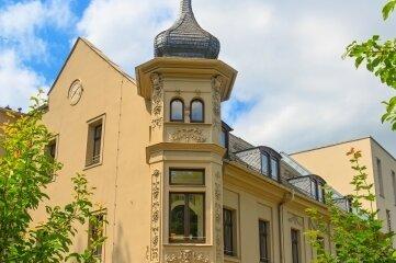 Das Brückner-Haus gehört heute dem Evangelischen Schulverein Futurum.