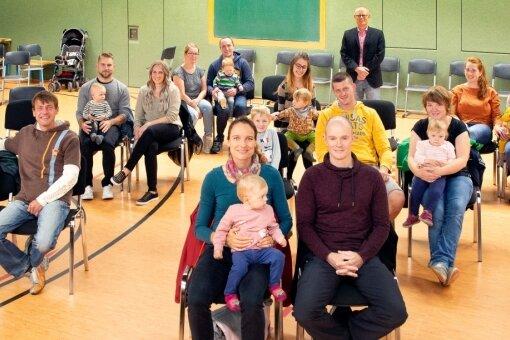 Eppendorf empfängt auch weiterhin seine jüngsten Einwohner