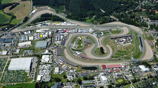 Auf dem Sachsenring wird 2012 kein Motorrad-Grand-Prix ausgetragen.