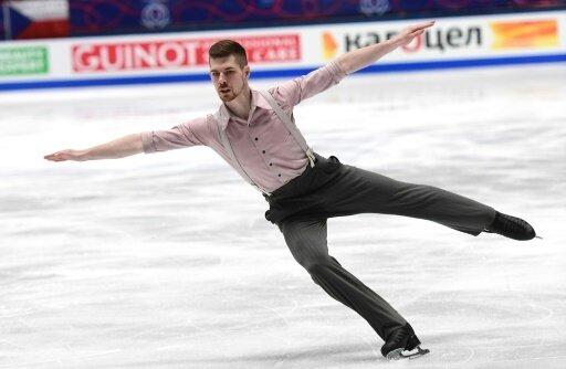 Paul Fentz liegt auf Platz fünf