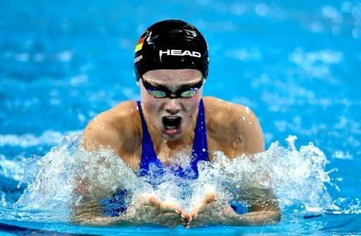 Jessica Steiger und ihre Mixed-Staffel stehen im Finale