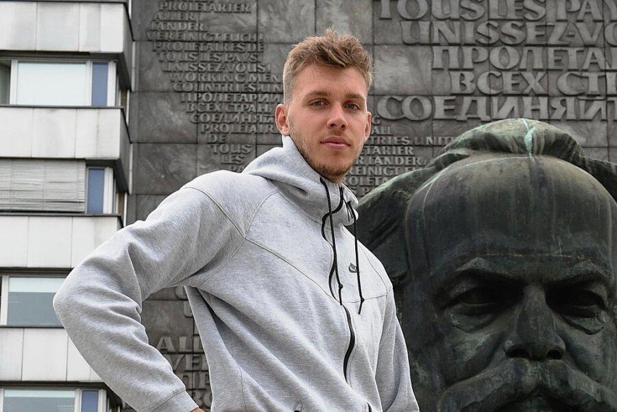 Niners-Spieler Niklas Wimberg erneut ins Nationalteam berufen
