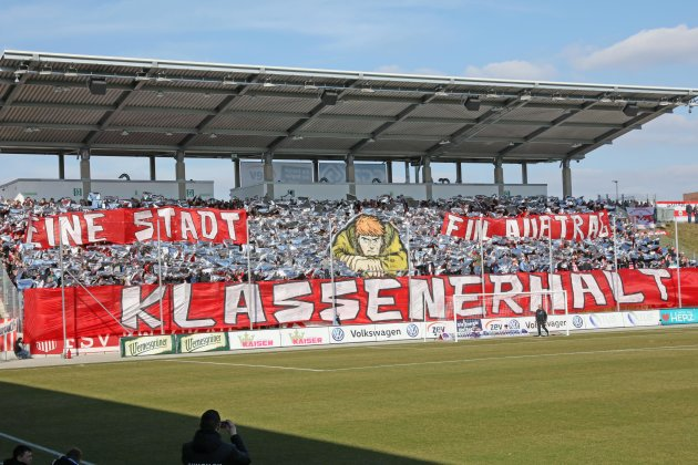 FSV-Fans protestieren gegen Montagsspiele