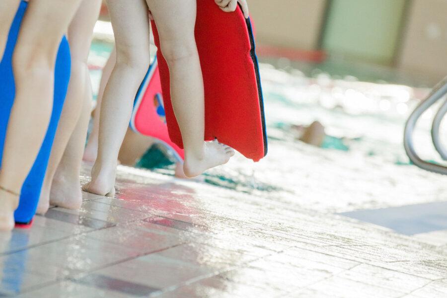 Frankenberger Schwimmschule kündigt Öffnung an