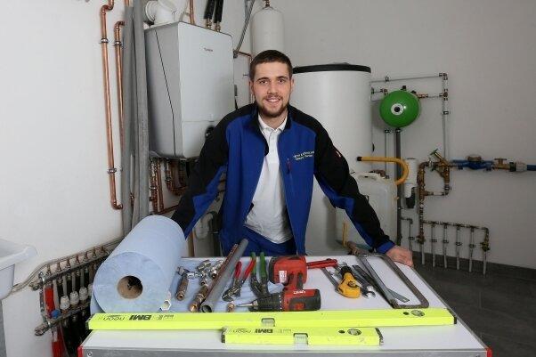 Der Hartensteiner Anlagenmechaniker für Sanitär, Heizung und Klima, Lukas Heyn, hat sich für die Handwerker-Weltmeisterschaften in Abu Dhabi qualifiziert. Die Worldskills finden vom 14. bis 19.Oktober statt.