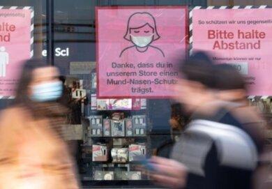 So wie in München sehen mittlerweile Einkaufsstraßen überalll in Deutschland aus.