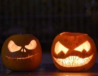 Halloween lockt auf Schloss Schwarzenberg.