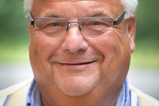 Holger Maywirth - Ortsvorsteher von Braunsdorf