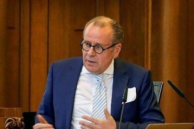 CFC-Insolvenzverwalter Klaus Siemon