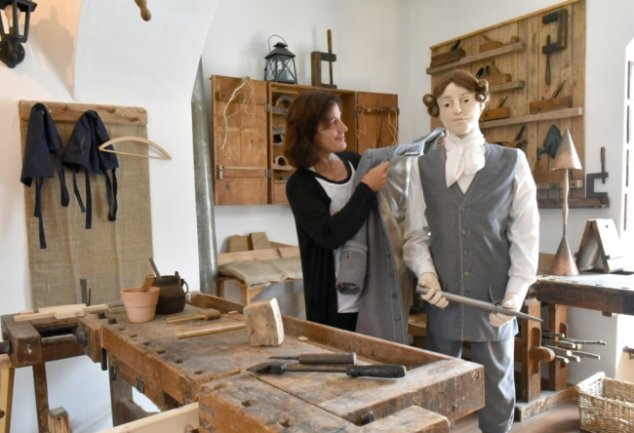 Dem berühmten Orgelbauer Gottfried Silbermann ist in seiner einstigen Wirkungsstätte in Freiberg auch eine kleine Dauerausstellung gewidmet. Dafür hat sich Kristine Schmidt-Köpf lange Zeit eingesetzt.
