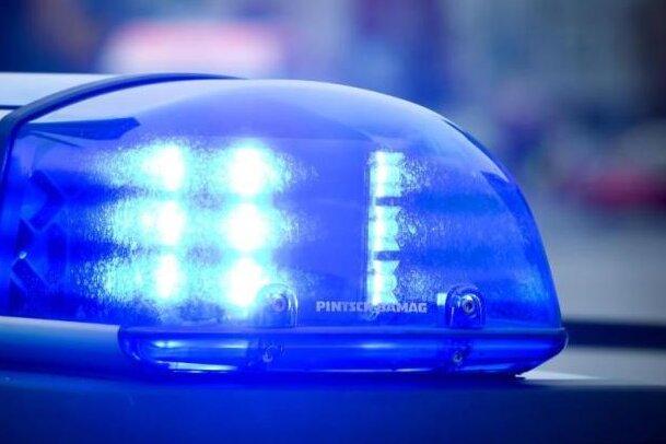 Falsche Kennzeichen: Skoda-Fahrer flüchtet vor Polizei