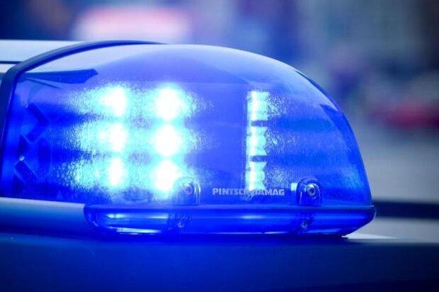 Flucht endet an Polizeischule