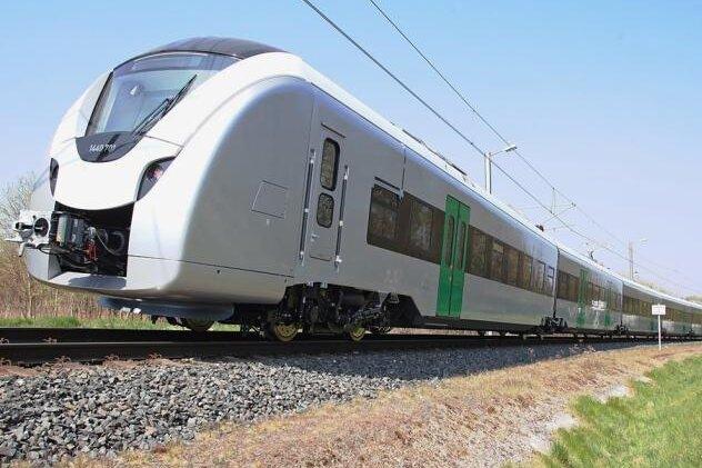 Finanzierung steht: Grünes Licht für Kauf neuer Züge auf Strecke Chemnitz-Leipzig