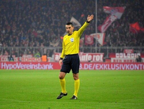 Ovidiu Haţegan leitete bislang ein Spiel der DFB-Auswahl